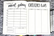 DIY: Meal Plan