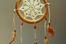 Atrapasueños a crochet / Crear a partir de materiales para reciclar