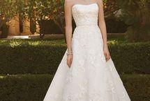wedding dress's / by Allison Jean
