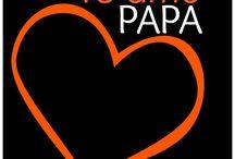 Tarjetas Personalizadas para el día del padre / Para colorear, descargar, y personalizar, aquí algunas tarjetas del día del padre