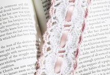 Crochet - Bookmarks