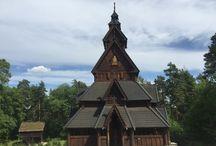 Someday I will go to Scandinavia