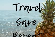 Inspirational Travel Quotes / Travel quotes to keep you inspired and moving.