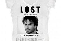 Lost My Boyfriend / >> Pour plus de modèles : http://bit.ly/Lost-My                                  >> Et pour créer ton propre T-Shirt Lost : http://bit.ly/Lost-Custo