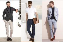 Office wear men