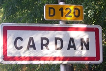 The village of Cardan / Cardan is a beautiful village on the right bank of the river Garonne, 35km SE from Bordeaux. The winery and vineyards of Paradise Rescued are based in Cardan.