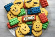 Cookies lego