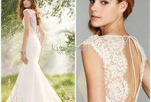 Wedding dresses / by Gabrielle Nastick