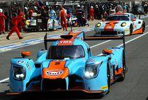 Lmp race Cars