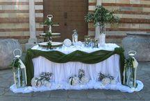 Στολισμος γάμου με ελιά