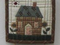 Patchwork country - quilts