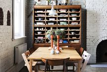 Interior inspiration / Be inspired by the hottest interior trends on offer