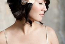 Nicole G. Wedding Hair & Makeup Ideas / by Sharon Rose Berger