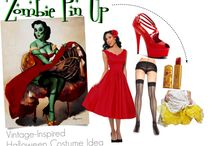 Pin-Up inspired / Pin up inspired / by Ashlee Adams