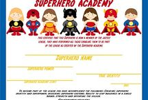 Superhero Party / by Karen Carter