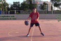 Perfeccionamiento del bote en baloncesto