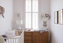 les enfants | rooms / nursery | kids room | playroom / by Nessie Sharpe