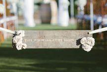 Preloved Wedding Decor / buy used wedding items & decor for your wedding / by Wynn Austin