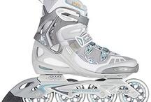 Skiing, Skating