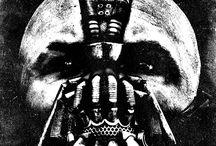 Supervillains - Bane