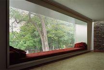 Fenster + Liegen