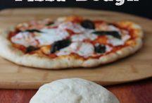 Pizza ♡ alles Deeg