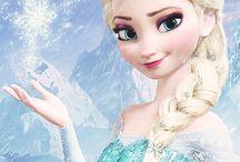 Póster Frozen