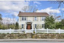 """LISTED: 156 North Avenue, Westport, CT / Originally Westport's Blue Ribbon Farm...An absolutely stunning and pristine, spacious 4 BR home that has benefited from a total renovation to """"like new"""" condition with no expense spared."""