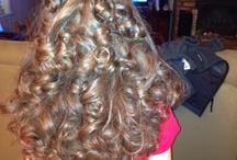 hair styles / by Tanya Millican