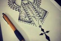 tatoo Nossa Senhora