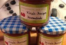 Marmelade Marzipan