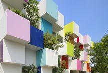 architectuur / architectuur die mij interesseert