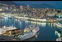 Genova, foto e parole / Panorami e pensieri su #Genova #Liguria