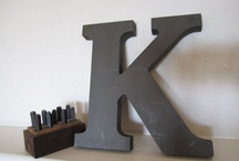 """""""K"""" s / by Karen Barnett"""