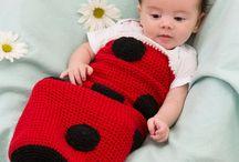 Crochet - Baby Cocoons