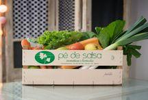 Imagens Cabaz Pé de Salsa / Todas as imagens que são clocadas nas newsletters semanais