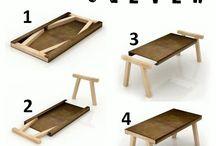 składany stół