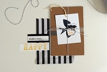 wrapping details / wrap it up, stick a label on it / by Jenna Graviss