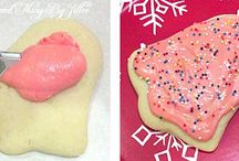 Sweets! / by Stephanie Villanueva