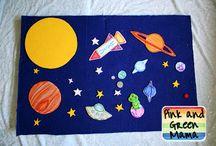 Sterren, planeten, heelal