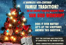 Worldly Holidays Viral Graphics / Viral Graphics relating to Christmas, Easter, and Halloween