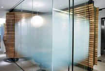 Glass film / Glass film, decorations on glass, privacy film