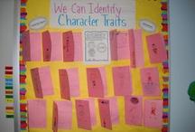 Character traits & Author's Purpose / by Susanne Vitantonio