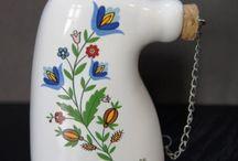 Ceramiczna tabakiera kaszubska