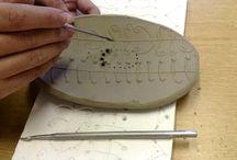 Gubányi ART kerámiák / Gyermekmunkák