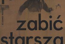 English movies - Polish posters / Polish cinema posters for English movies