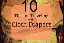 cloth diapers / cloth diapers