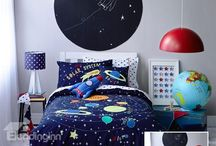 Boys Bedding-Bedroom / For lively boys, we have some great ideas for your boys' bedroom, however old they are! http://www.beddinginn.com/Custom-Boys-Bedding-Sets-106071/ / by Bedding inn | Home Decor
