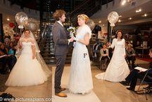 Bruidsshows Speksnijder Bruidsmode / Bruidsshows met de mooiste trouwjurken en trouwkostuums! www.bruidscollectie.nl/bruidsshow1