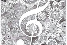 Zentangle/ Doodle